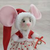 Мышка малышка