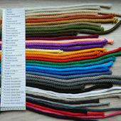 Палитра шнура для изготовления напольного покрытия на заказ