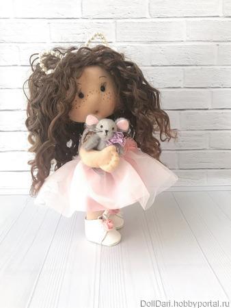 Кукла пупс ручной работы на заказ