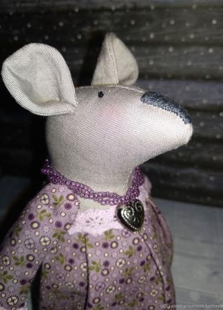 Крыса в стиле Т. Коннэ ручной работы на заказ