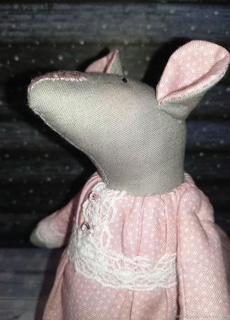 Крыса в стиле Т.Коннэ ручной работы на заказ