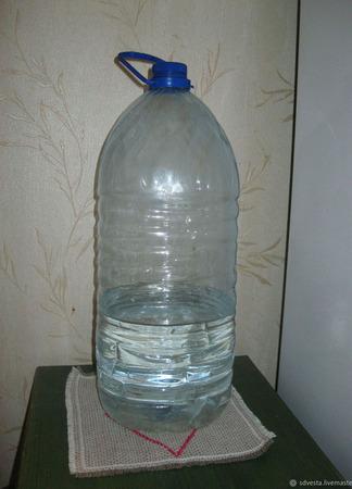 """Оберег-рунескрипт для очищения и насыщения воды """"Водосвятец"""" ручной работы на заказ"""