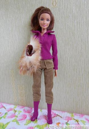 Комплект для кукол типа Барби ручной работы на заказ