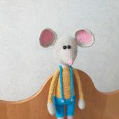 """Мышонок """"Даст"""""""