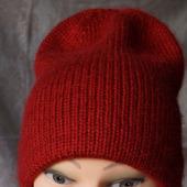 Зимняя шапка унисекс