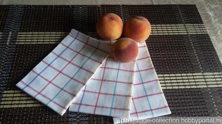 Полотенца для кухни ручной работы на заказ