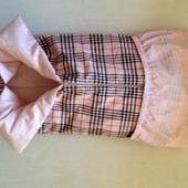 Одеяло-трансформер для кукол
