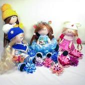 Куколки Тильды