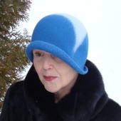 """Шляпа """"Капелька"""""""