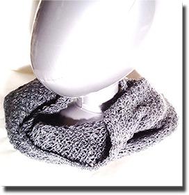 Ажурный шарф ручной работы на заказ