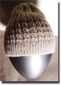 Ажурная шапочка ручной работы на заказ