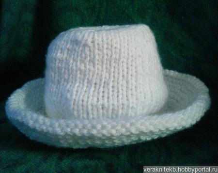 Шляпа ручной работы на заказ