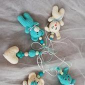 Игрушки подвески для малышей