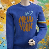 Мужской свитер Нью Йорк