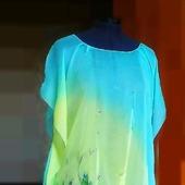 фото: Одежда (красители по шелку)