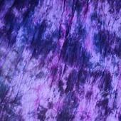 """Шёлковый шарф """"жатый"""" большой сине-фиолетовый"""