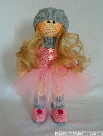 Кукла Стеша ручной работы на заказ