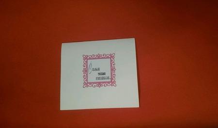 Валентинка - открытка 3D (1) ручной работы на заказ