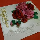 фото: цветы ручной работы