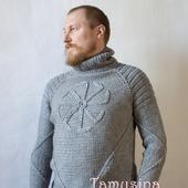 """Мужской свитер """"Коловрат"""""""
