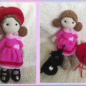 Куколка модница