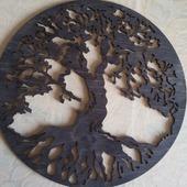Настенное панно «Мировое древо»
