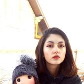 София текстильная кукла