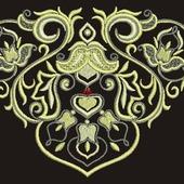Дизайн для вышивки Узор 4