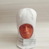 Шапка шлем зимний для девочки