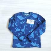Лонгслив для мальчика - коллекция джинса