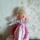 Кукла Тильда-принцесса