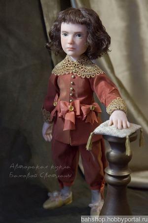 Кукла Маленький король ручной работы на заказ