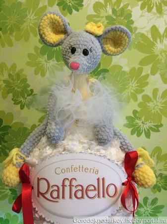 Мышка балерина Моника ручной работы на заказ