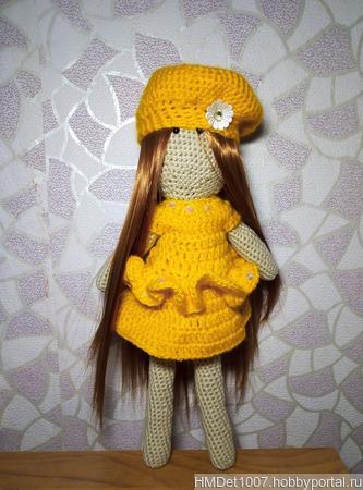 Куколка Милашка ручной работы на заказ