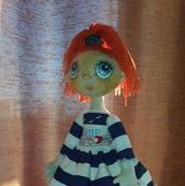 Интерьерная кукла Лера