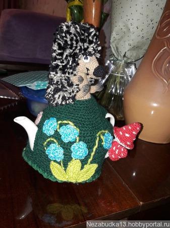 Грелка для заварного чайника ручной работы на заказ