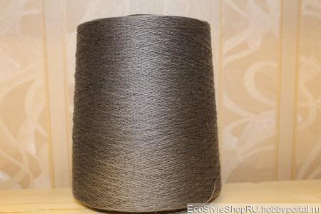 Пряжа для ручного и машинного  вязания на бобине ручной работы на заказ