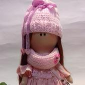 Кукла Розана ручной работы