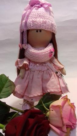 Кукла Розана ручной работы ручной работы на заказ