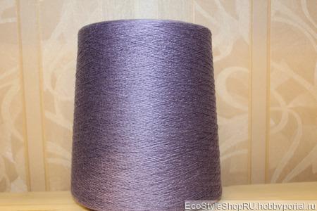 Пряжа для вязания Лавсан-штапель ручной работы на заказ