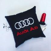 Подушка автомобильная Audi A6
