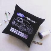 Подушка автомобильная Ford Focus