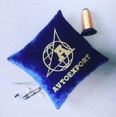 Подушка автомобильная Avtoexport