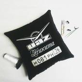 Подушка автомобильная UAZ