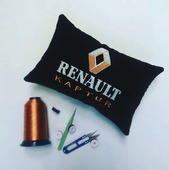Подушка автомобильная на подголовник Renault