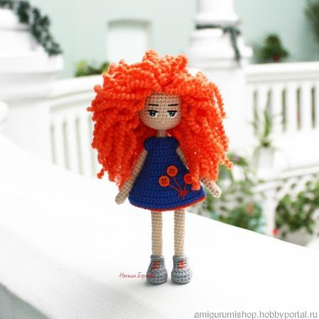 МК куколка Мишель ручной работы на заказ