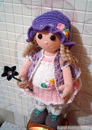 Куколка Герда ручной работы на заказ