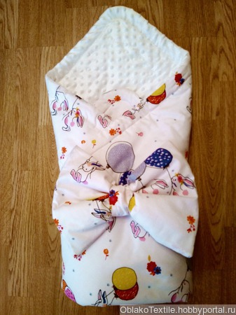 Конверт-одеяло ручной работы на заказ