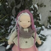Текстильная игрушка