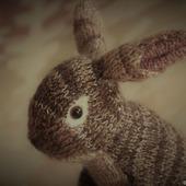 """Интерьерная игрушка """"Заяц"""""""
